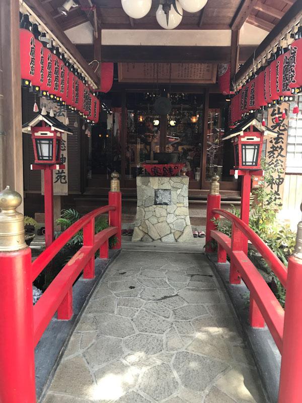 Templo chinês - Fushimi Inari Taisha