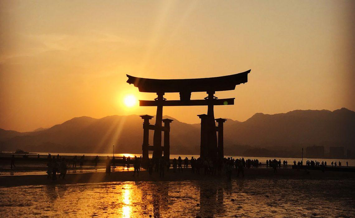 Hiroshima Ilha de Miyajima
