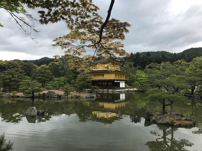 Kinkakuji Templo - Templo Dourado quioto