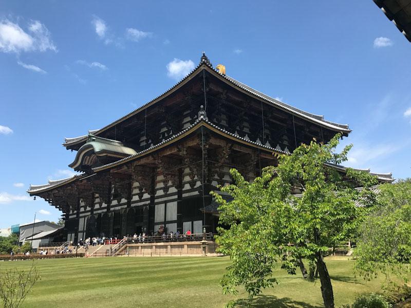 Templo Todai-ji Kyoto Japão