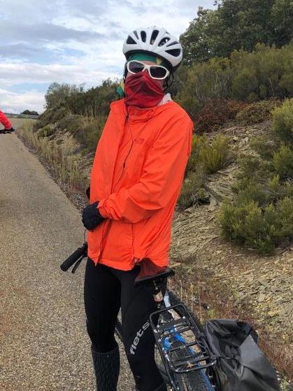 caminho de santiago de bike