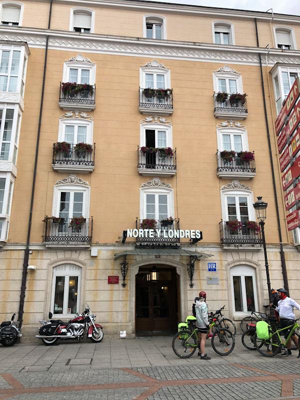 Hotel Norte Y Londres Burgos