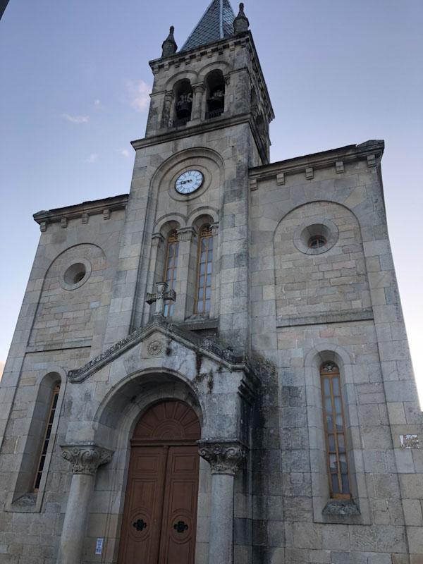 Catedral Sarria