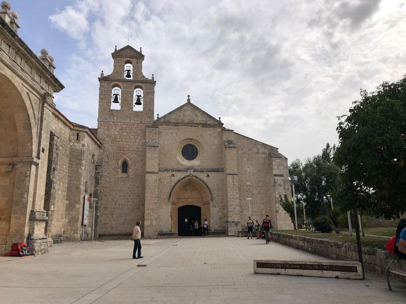 Monastério de San Juan de Ortega