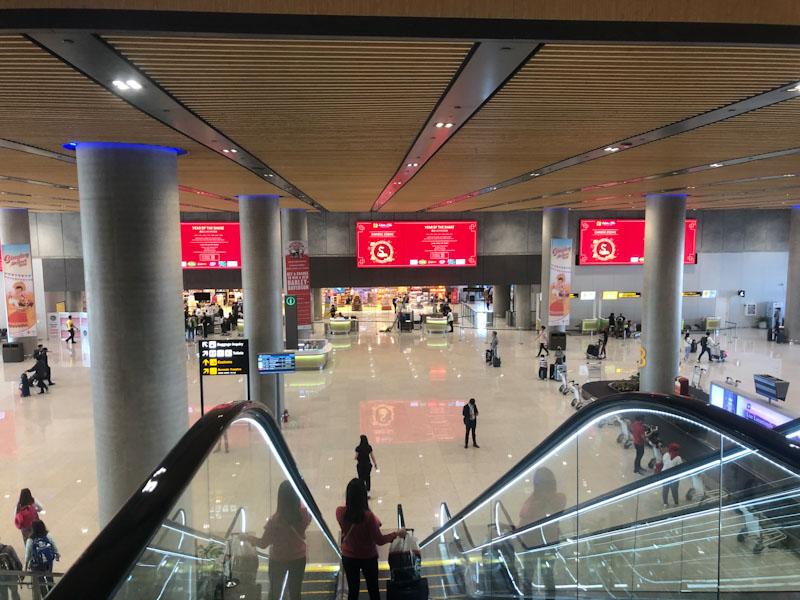 Aeroporto Cebu Filipinas