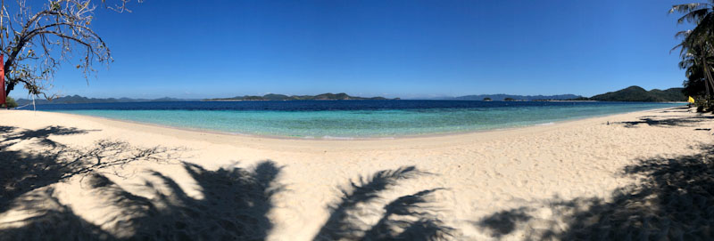 Banana Island Coron