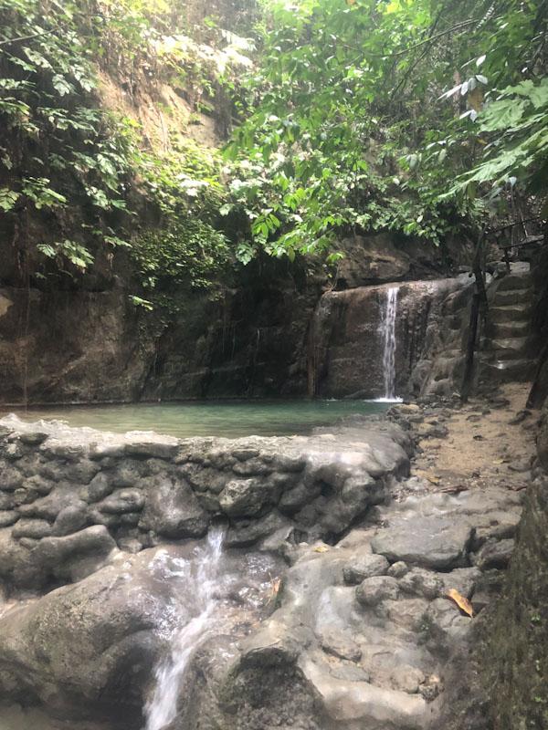 binalayan hidden falls cebu