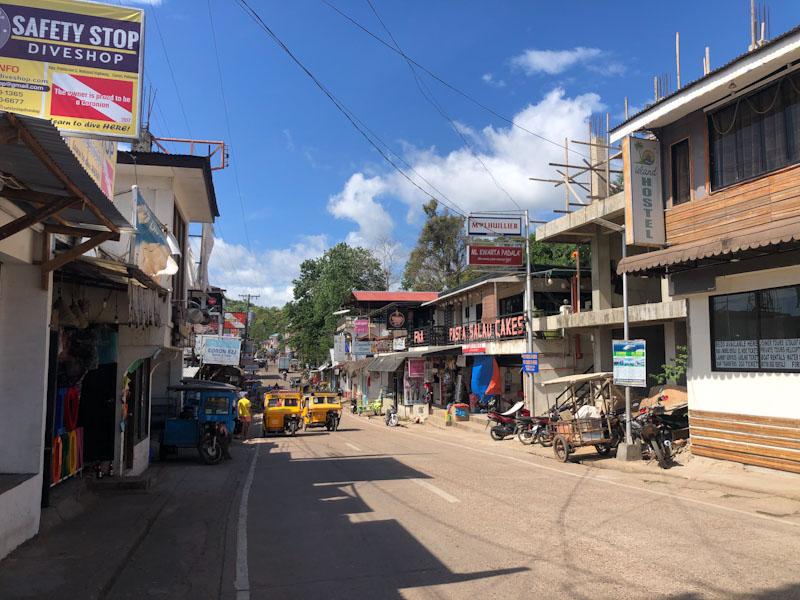 Centro de Coron Filipinas