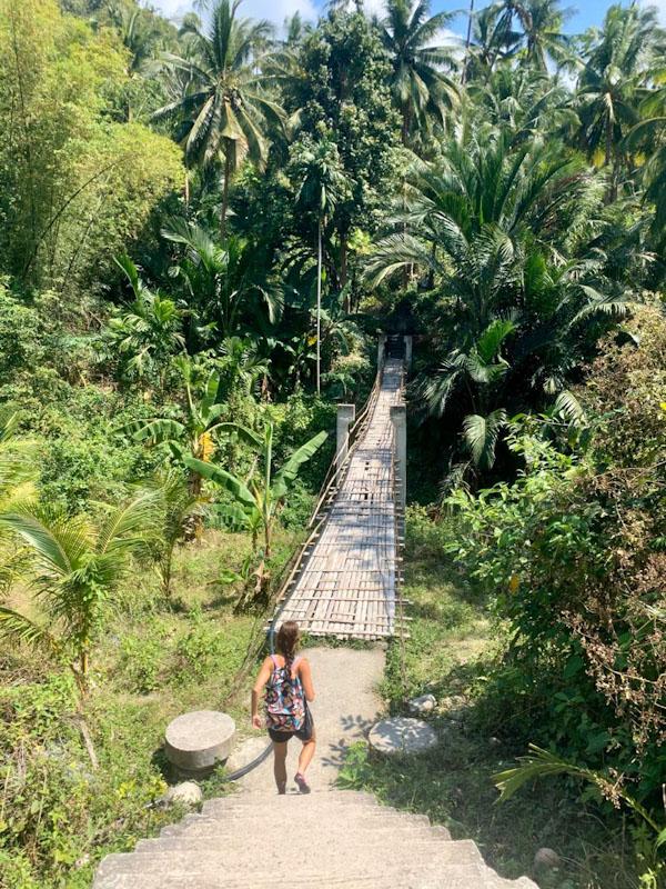 Dao Falls Cebu