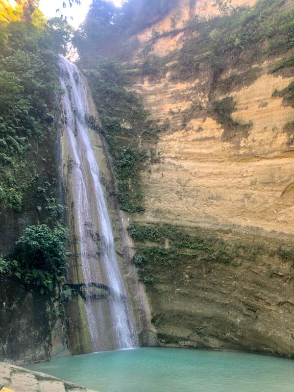 Dao Falls Cebu Filipinas