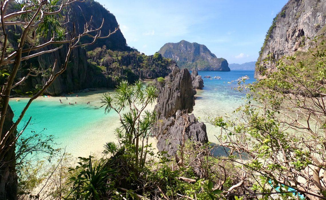Cadlao Lagoon El Nido Filipinas