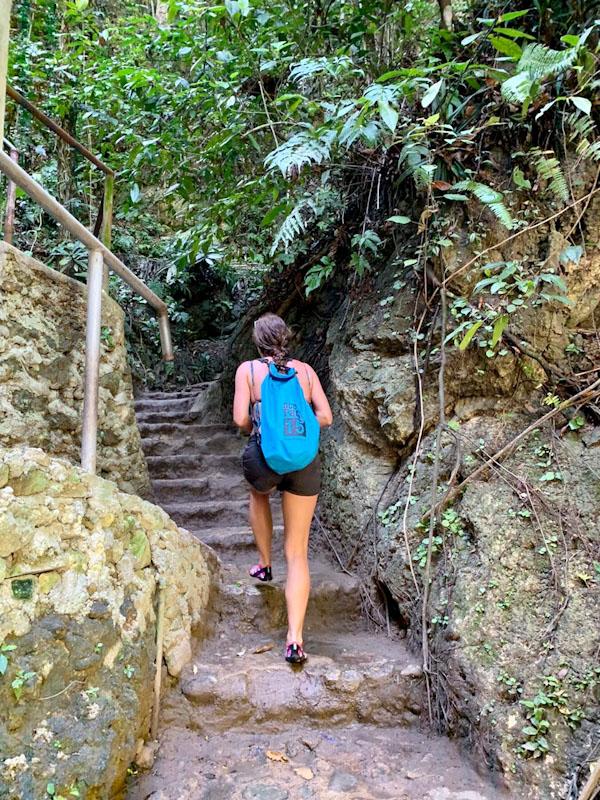 Kawasan Falls Cebu Filipinas