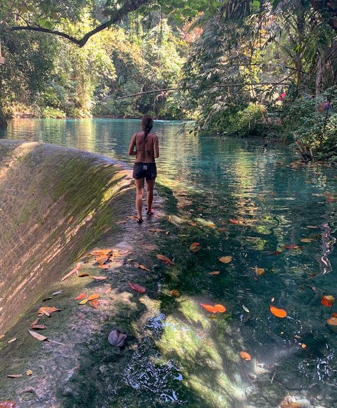 Kawasan Falls Filipinas