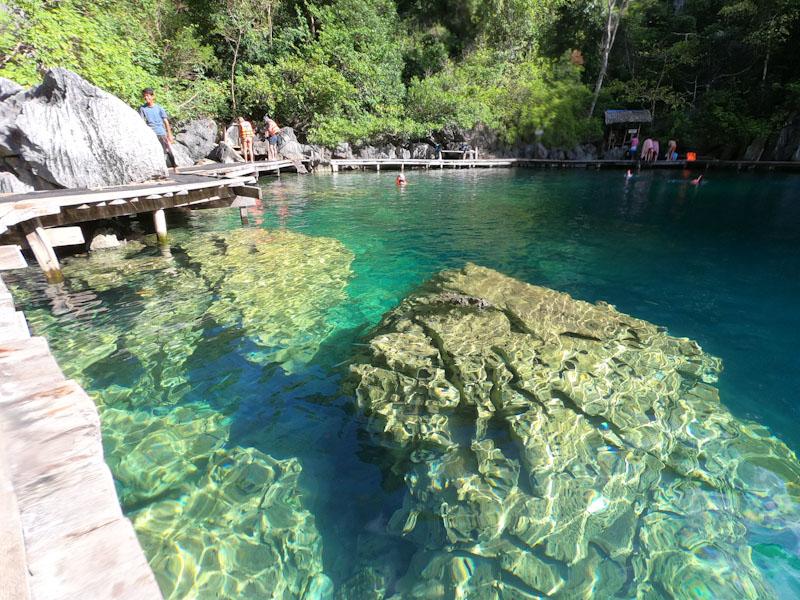 Kayangan LakeCoron