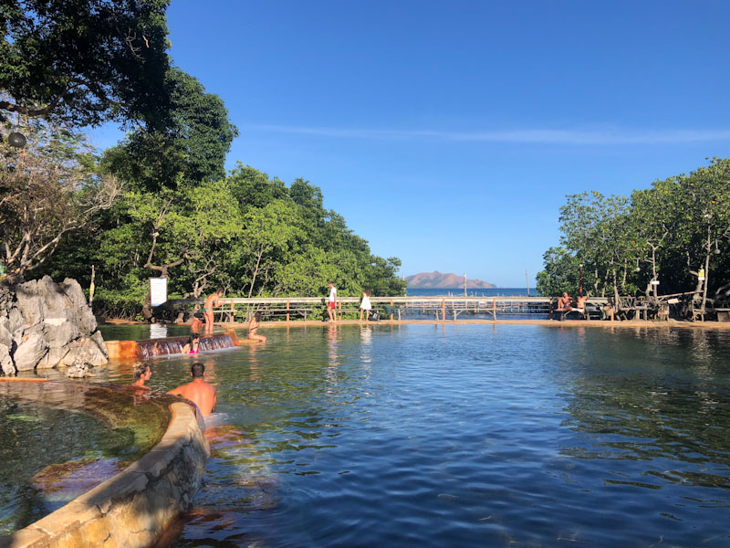 Maquinit Hot Springs Coron