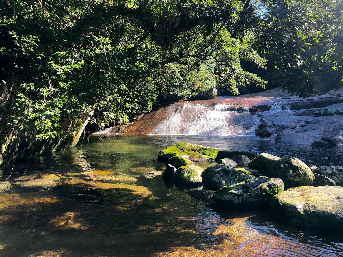 cachoeira da lage ilhabela