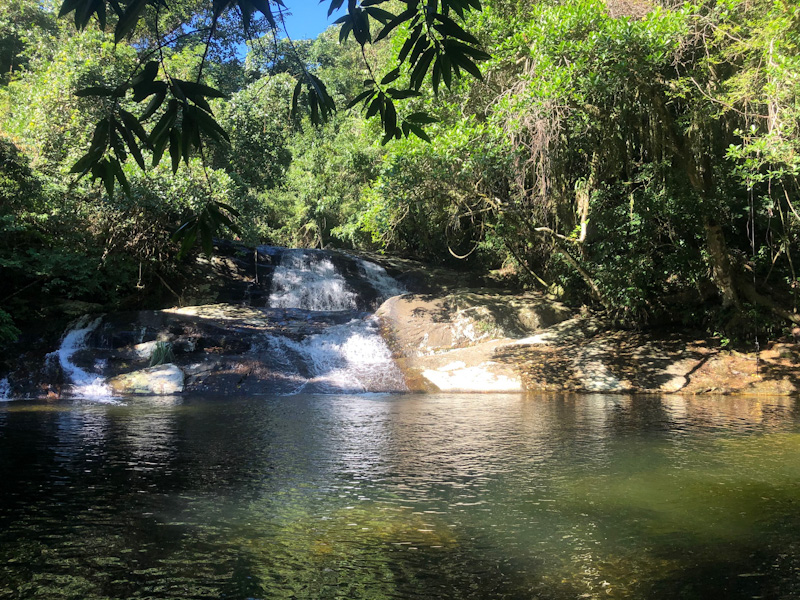 cachoeira do paquetá ilhabela